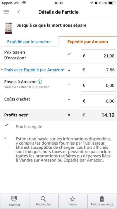 générer de l'argent avec le retail arbitrage amazon fba