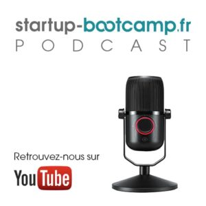 Podcast startup-bootcamp sur Youtube