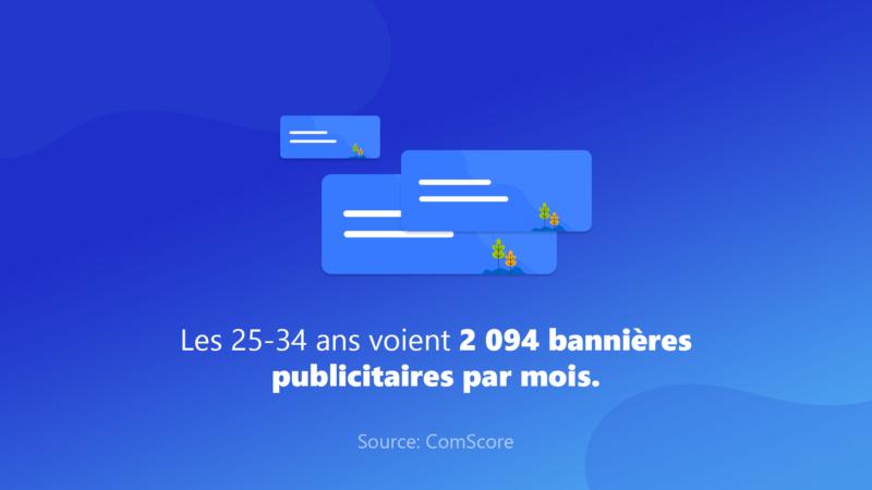 MYLEAD Bannière marketing d'affiliation